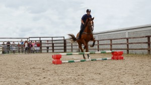 Show-jumping at FYHP
