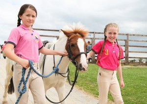 Fettercairn Pony Camp 2014
