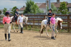 Pony Camp 2014