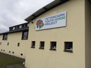 Fettercairn Youth Horse Project New Logo