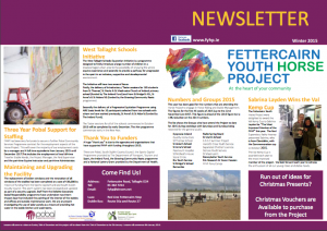 The FYHP Newsletter 2015 has been launched