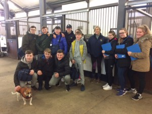 Clondalkin Equine Club Trainees